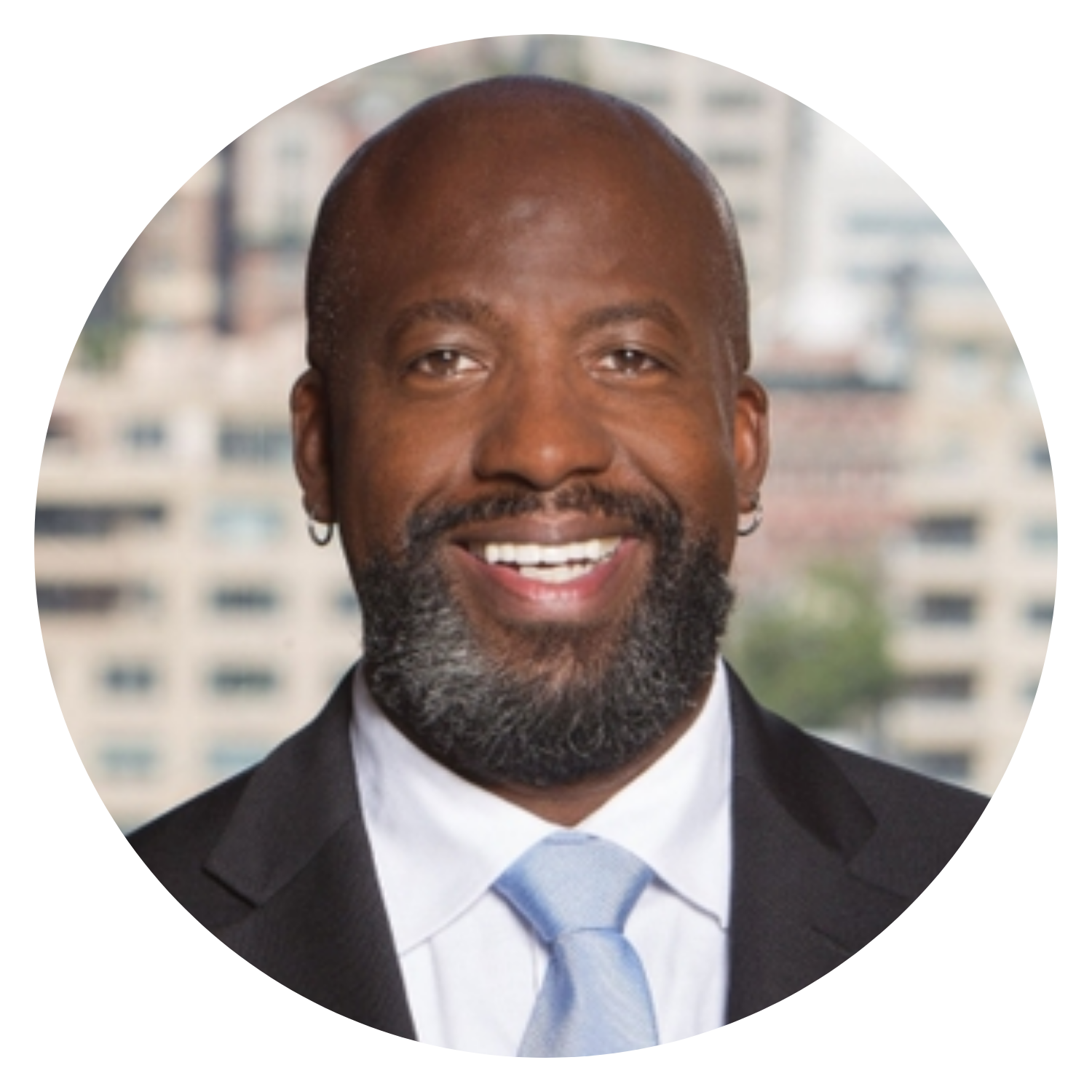 Dr. Charlton McIlwain,Vice Provost for Faculty Engagement and Development & Professor of Media, Culture, and Communication at NYU