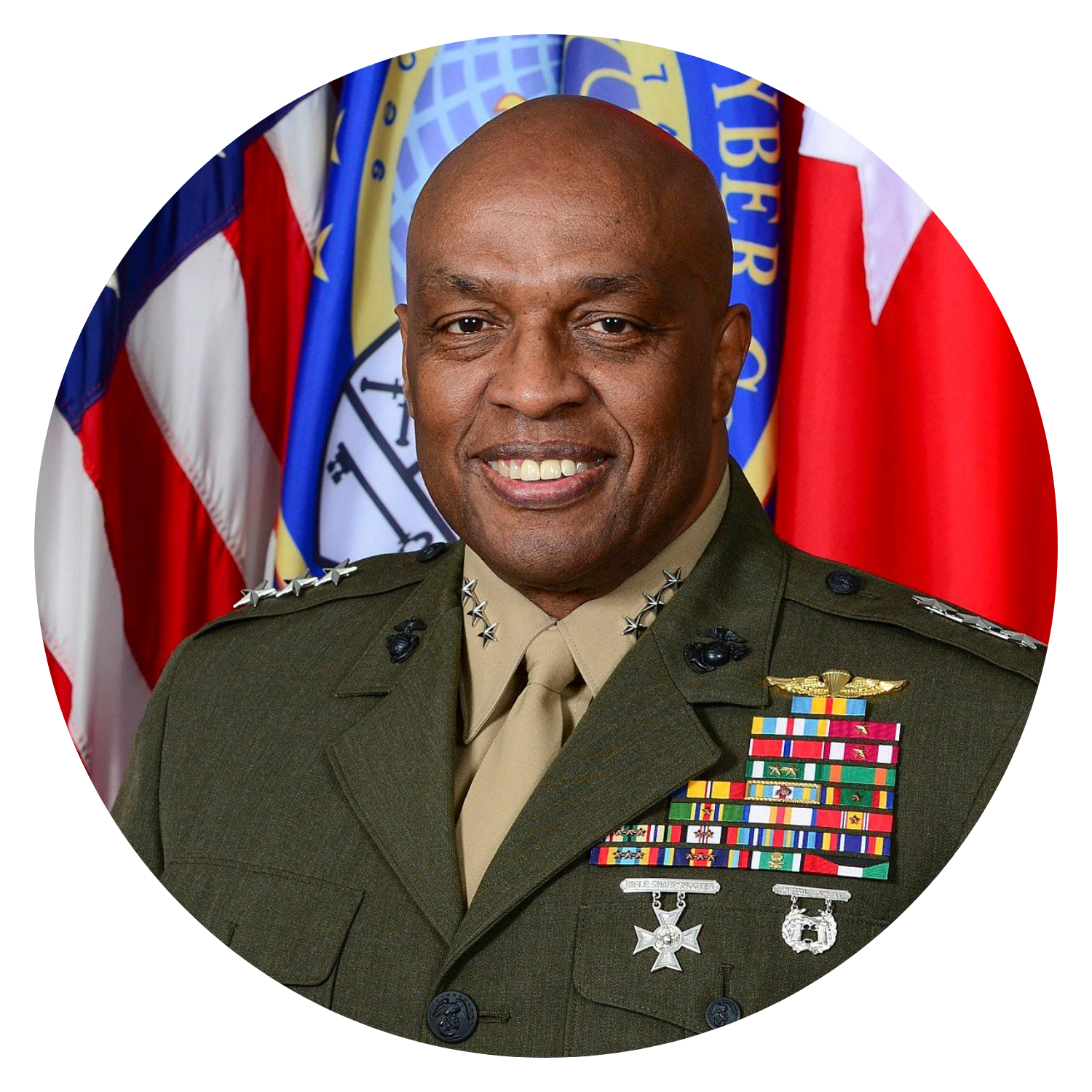 Lt.Gen. Vincent Stewart, Former Director, Defense Intelligence Agency