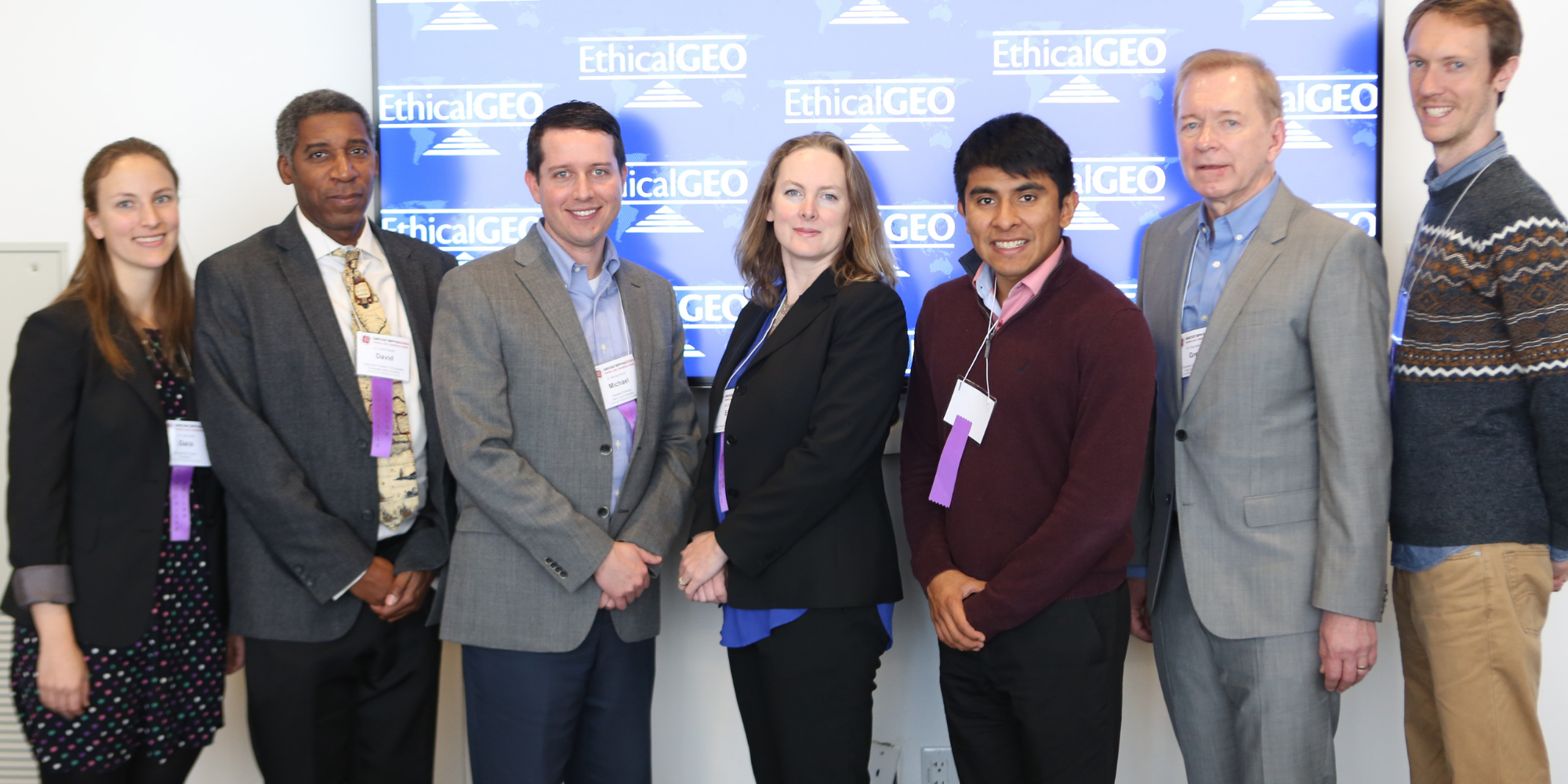 EthicalGEO Fellows Report Results